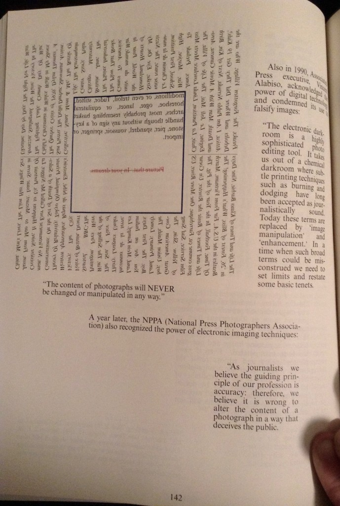 House of Leaves mirror verso
