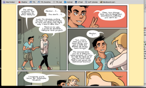 Strong Female Protagonist, issue 6, page 27